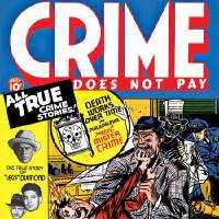 "Photo -  The classic ""Crime Does Not Pay"" comics are being reprinted by Dark Horse Comics."