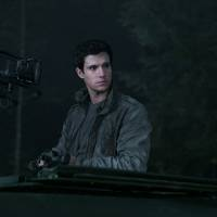 """Photo -  Drew Roy plays Hal Mason in """"Falling Skies."""" - Photo by James Dittiger/TNT"""