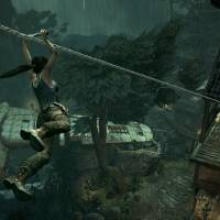 Photo - This publicity photo released by Crystal Dynamics/Square Enix shows a scene from the video game,