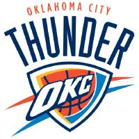 Photo - LOGO / GRAPHIC / OKC THUNDER: Oklahoma City Thunder	ORG XMIT: 0810250050018211 ORG XMIT: EC9K4KB