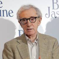 Photo - FILE - This Aug. 27, 2013 file photo shows director and actor Woody Allen at the French premiere of