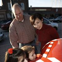 Photo - Children can mail a letter to Santa in Grapevine, Texas. Photo provided.
