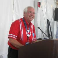 Cherokee Nation leaders support Clinton at Democratic convention