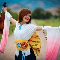 Photo -       Lindsey Stirling teamed up with Devin Graham and turned to YouTube to find success with her music and dance.