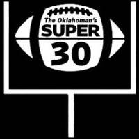 Photo - HIGH SCHOOL FOOTBALL: The Oklahoman's Super 30 LOGO / GRAPHIC