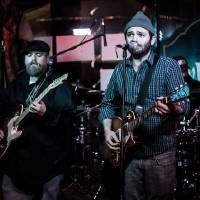 Photo -  Bryon White, left, and Gabriel Marshall are the core of the band The Damn Quails. Photo provided
