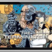 "Photo - COMIC BOOK: ""Terminator: Death Valley"" from Dark Horse Comics has been adapted for the iPhone. DARK HORSE PHOTO    ORG XMIT: 0905281559279231"