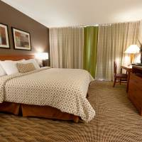 Photo - The Reno Suite at renovated Embassy Suites Oklahoma City-Will Rogers World Airport, 1815 S Meridian. Photo Provided