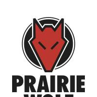 Photo - Prarie Wolf Spirits is waiting for final approval of this logo that would brand the products from its distillery. Construction of the Guthrie business is expected to begin this week. Provided