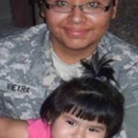 Barbara Vieyra, 22, of Mesa, died of injuries suffered when her Army military police unit was attacked with an improvised explosive device and rocket-propelled grenade fire in the Kunar province of Afghanistan on Sept. 18, 2010. She was assigned to the 64th Military Police Company, 720th MP Battalion, 89th MP Brigade, Fort Hood, Texas. [USA Today]