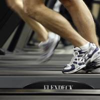 Photo - Getting regular exercise is important after weight loss surgery. You can talk with your doctor about the type of routine you should begin.  STEVE SISNEY - THE OKLAHOMAN