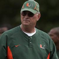 Photo - Bill Young: 2008 University of Miami College Football Spring Practice ORG XMIT: 0901192207413848