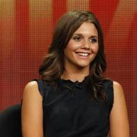 """Photo -  SUMMER PRESS TOUR - August 7, 2011 - """"The Lying Game"""" Session - Alexandra Chando at the Disney/ABC Television Group 2011 Summer Press Tour at the Beverly Hills Hilton in Beverly Hills, California. (ABC FAMILY/RICK ROWELL)"""