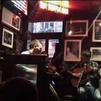 Photo -  Musicians perform at the Temple Bar in Dublin, Ireland. Photo Provided    -