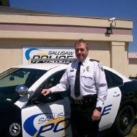Photo - Sallisaw Police Chief Shaloa Edwards is shown on his Facebook page. Facebook photo