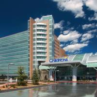 Photo - The Children's Hospital, OU Physicians Building and atrium.   - PROVIDED BY MILES ASSOCIATES
