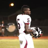 Photo - Wagoner football player Kerwin Thomas. PHOTO PROVIDED