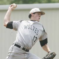 Photo - Edmond Santa Fe's Ty Hensley is 9-0 with a 1.59 ERA. He says he is using his changeup more this season. Photo by JAMES GIBBARD, Tulsa World