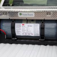 Photo -  Ford will offer the 2014 F-150 with the ability to run on compressed natural gas, making Ford the only manufacturer with an available CNG/LPG-capable half-ton pickup. PHOTO PROVIDED