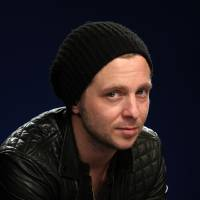 "Photo -  This Feb. 27, 2013 photo shows OneRepublic frontman Ryan Tedder in New York. OneRepublic's third album, ""Native,"" was released on March 26. (AP Photo/John Carucci) ORG XMIT: NYET480"