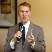 "Photo - Rep. James Lankford The congressman from Oklahoma City said, ""I will review the classified materials in Washington, D.C., but from what I have heard to date, the proposal on the table does not achieve our larger goal in the Middle East of stability or a reduction of chemical weapon threats."""