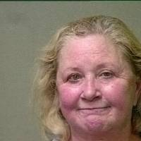 Photo - County Clerk Carolyn Caudill, arrested on complaints of DUI and leaving the scene of an accident