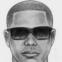Photo -   This sketch released by the New York Police Department shows a man who is being sought in connection with the fatal shooting of shopkeeper Isaac Kadare at his store in the Bensonhurst neighborhood in the Brooklyn borough of New York, on Aug. 2, 2012. The same gun that killed Kadare was also used in the murders of two other shopkeepers, according to police, with the latest victim being fatally shot Friday, Nov. 16, 2012, in Brooklyn's Flatbush neighborhood. (AP Photo/New York Police Department)