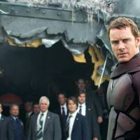 Photo - This image released by 20th Century Fox shows Michael Fassbender in the film,