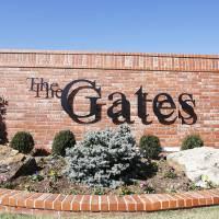 Photo - The Gates is a 35-home enclave of The Legacy addition near SW 134 and S May Avenue.  Photos by Steve Gooch, The Oklahoman