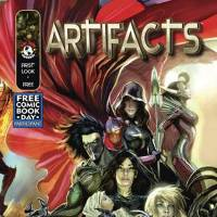 "Photo - The first look at ""Artifacts"