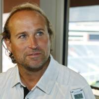 Photo - Dana Holgorsen is leaving Oklahoma State for West Virginia. AP photo