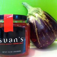Photo - Eggplant can be paired with pepper jelly. PHOTO BY SHERREL JONES, THE OKLAHOMAN