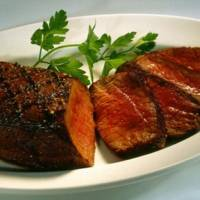 Photo - New cuts of steak and even some of the older, traditional cuts have been given fancier names — Vegas strip, flat iron, coulotte, Denver and tri-tip — to make them sound like the next big thing.