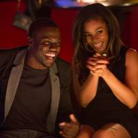 Photo - This image released by Sony Pictures shows Kevin Hart, left, and Regina Hall in a scene from the film,