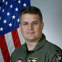 Photo - Air Force Colonel Ron Buckley. Photo provided