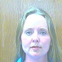 Photo - Sarah Edmondson, 33, daughter of Oklahoma Supreme Court justice, convicted of a deadly 1995 crime spree      ORG XMIT: 1005192231139239