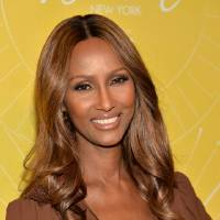 Photo - Model Iman attends Variety's