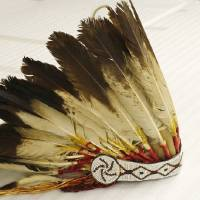 Museum spotlights 'Power and Prestige' of American Indian headdresses