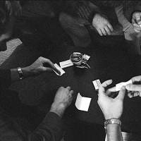 Photo - FILE - In this May 23, 1966, file photo, people roll joints at a marijuana party near the University of California at Berkeley campus in Berkeley, Calif. In 2012, Washington state and Colorado voted to legalize and regulate its recreational use. But before that, the plant, renowned since ancient times for its strong fibers, medical use and mind-altering properties, was a staple crop of the colonies, an