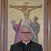 Photo - The Most Rev. Paul Coakley, archbishop of the Archdioces of Oklahoma City. Photo by Chris Landsberger, The Oklahoman