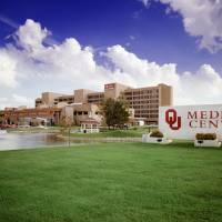 Photo - OU Medical Center in Oklahoma City.