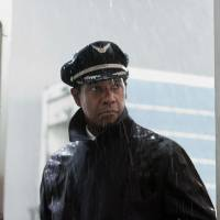 Photo -   FILE - This publicity film image released by Paramount Pictures shows Denzel Washington portraying Whip Whitaker in a scene from