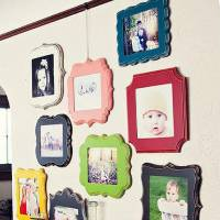 Photo - Photo frames by The Organic Bloom in Broken Arrow are shown. PHOTOS PROVIDED