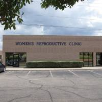 Photo - The Women's Reproductive clinic is seen in Santa Teresa, New Mexico, Monday, Aug. 11,  2014. If the new abortion law, one of the toughest in the nation, is upheld by a federal judge, the only remaininc abortion clinic in El Paso, across the state border from Santa Teresa, will be forced to close due to new requirements and women will have to travel hundreds of miles or go to New Mexico to obtain an abortion. (AP Photo/Juan Carlos Llorca)