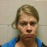 Photo - Misty Hausam She was arrested on two complaints of kidnapping and one complaint of first-degree burglary.