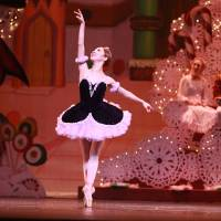 Photo - DaYoung Jung appears as the Sugar Plum Fairy in Oklahoma City Ballet's production of
