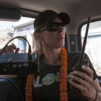 Photo -  Director/Producer Kathryn Bigelow on the set of Columbia Pictures' thriller ZERO DARK THIRTY.