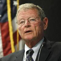 Photo - U.S. Sen. Jim Inhofe