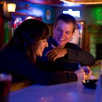 Photo - Rosemarie DeWitt and Matt Damon in a scene from