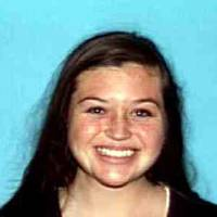 Photo - This image provided by the Orange County Sheriff's Department shows hiker, Kyndall Jack who has been missing along with companion, Nicholas Cendoya, since the weekend. Southern California authorities are resuming the search for Jack, 18, and Cendoya, 19, who vanished during a weekend hike in Cleveland National Forest.(AP Photo/Orange County Sheriff's Department)